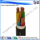 Zr-Yjv 0.6/1kv 3 x 95 + 2 x 50/LV/пламя - retardant/силовой кабель