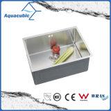 Dispersore di cucina Handmade dell'acciaio inossidabile di Undermount (ACS5043A1)