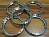 Части CNC хорошего качества подвергая механической обработке с материалом стали, алюминия, латуни, пластмассы