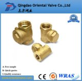 Factory Price Dn100 High Quality Brass Spring Check Valve with Brass Core