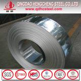 G60 Dx51d Colled rolou a tira de aço revestida zinco
