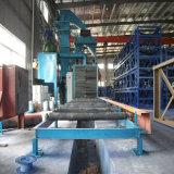 Haltbare Qualitäts-Rolle durch Granaliengebläse-Maschine