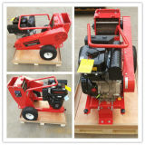 9HP Hot Selling Portable Wood Chipper Shredder