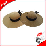 إمرأة قبعة [سون] [سترو هت] [فلوبّي] قبعة
