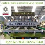 Fabricante de la máquina de componer de la chapa de la madera contrachapada de la carpintería