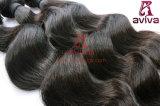 Волосы девственницы волны верхнего качества естественные свободные