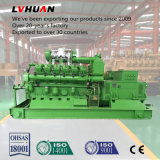 파이프라인 Gas 100-600kw Natural Gas Generator (LPG/CNG/LNG) High Performance 세륨 ISO Approved Manufacturer Price