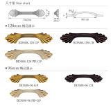 Подложных латунные современное мебелью ручки