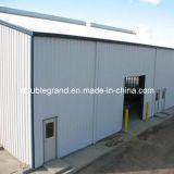 Prefabricated portatile Steel Structure per Warehouse/Workshop (DG3-002)