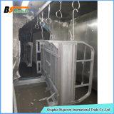 Ligne de peinture en aluminium de profil ligne d'enduit de poudre de Qingdao
