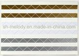 Hoja de esquina fotográfica de PVC multicolor sin ácido