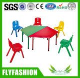 고품질 데이케어 가구 유치원 책상과 의자 (SF-10C)