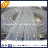 Mangueira de silicone flexível de borracha flexível resistente ao calor / mangueira de silício / mangueira de sílica