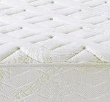Colchón de la espuma de la resistencia de la tela de bambú del alto grado alto