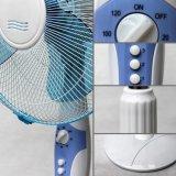 Ein 16 Zoll-vermarktet elektrischer Standplatz-Ventilator für Afrika Ce/SAA