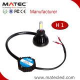 Luz impermeável do diodo emissor de luz do farol H4 do diodo emissor de luz de 100% 9-36V 3000k 4300k 6000k 8000k 80W