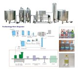 3000bottle / Hour Mineral Water Plant