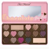 Too Face Chocolate Eyeshadow Palette para Maquiagem Sweet Heart Shape Shadow