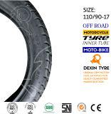Zeitlimit des Südamerika-Motorrad-Reifen-Gummireifen-Sport-Reifen-110/90-17 Tt