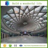 Изогнутый сарай структурно стали конструкции крыши
