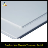 Panel de techo precio de fábrica de la capa del polvo de aluminio material de la decoración