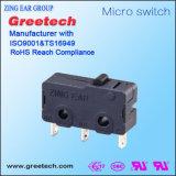 Microinterruttore sensibile del micro intervallo miniatura dell'interruttore G6 del rifornimento della fabbrica