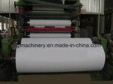 Solo pelo de un cilindro de papel higiénico de tejido de la máquina la máquina