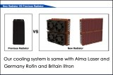 セリウムのRoHSの証明書との携帯用ダイオードレーザーの毛の取り外し
