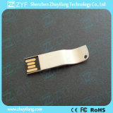 2016 새로운 유일한 디자인 광택이 없는 금속 8GB USB 지팡이 (ZYF1736)
