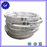 中国の製造者の風力のリングの大きいリングのための造る最大4500mm熱いリングの圧延