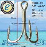 Crochet en aiguille à pêche en acier inoxydable