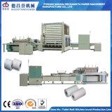 Controllo del PLC con la linea di produzione di fabbricazione del rullo del tovagliolo della toletta