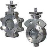 Vávulas de bola neumáticas inoxidables del borde de la pieza de acero fundido (bastidor de inversión)