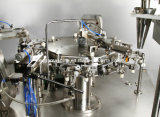 Sachet de poudre rotatif automatique Machine d'emballage