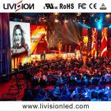 LED de haute qualité vidéo publicitaire de panneau d'écran P3.9/4.8 Indoor LED SMD2121 affichage vidéo