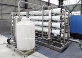 Sistema di trattamento di acqua per la linea di produzione dell'acqua