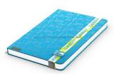 Cahier fait sur commande d'ordre du jour avec la bande élastique, cahier de Lanybook