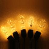 2016 nueva lámpara ligera de la vendimia del LED G45, luz de bulbo del LED