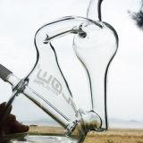 Twee-in-één recycleert de Creatieve Rokende Waterpijpen van Chisha van het Glas van de Stijl (S-GB-260)