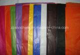 Papel de papel cristal de los colores completos de la alta calidad para envolver 26-40g