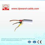 fil électrique du conducteur 3core de cuivre pour la construction