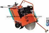 La construcción filetea el cortador concreto Gyc-120 de la gasolina