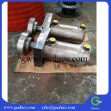 Projetando o cilindro do petróleo hidráulico