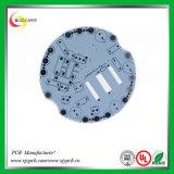 Socle en aluminium Assemblage de la carte électronique USB PCB