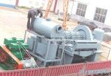 Macchina di filtrazione di vuoto del disco di Pgt utilizzata per il solido liquido minerale dei residui che separa disidratazione