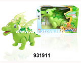 Light&Voice&Craw (931911)를 가진 새로운 Plastic Toys B/O Dinosaur