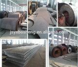 Pólo de aço octogonal galvanizado quente 30x Q345