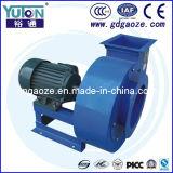 Ventilateur centrifuge résistant de déflecteur de ventilateur d'échappement de température élevée (GW9-63-A)