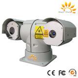 360 macchina fotografica di visione notturna di rotazione PTZ IR di grado