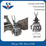 Pingente de prata personalizado de moda para mulheres